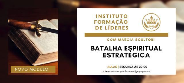 Instituto - Batalha Espiritual Estratégica