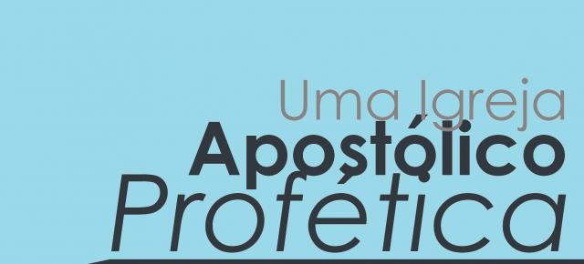 """Receba em casa o Livro """"Uma Igreja Apostólico-Profética"""" do Ap. Luiz Scultori"""