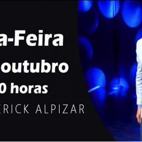 Noite Profética com o Profeta Erick Alpizar