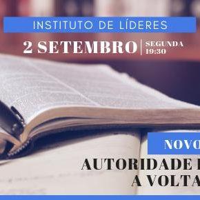 Instituto de Formação de Líderes - Novos  módulos
