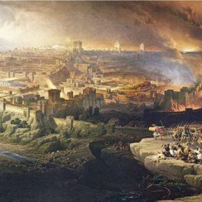 Arqueólogos encontram evidências do cerco de Jerusalém pela Babilônia