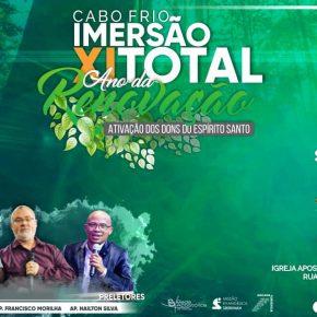 Imersão Total - Cabo Frio - 2019