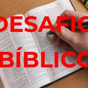 Vamos ler a Bíblia toda em um ano