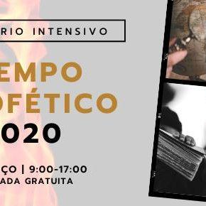 INTENSIVÃO – Tempo Profético para 2020